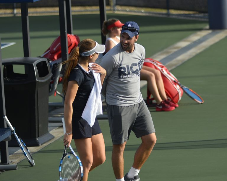 "New Women's Tennis Assistant Excited To Join ""Elite Program"""