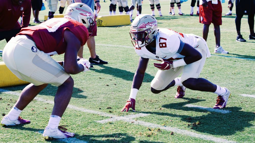 Practice Report: Seminoles Upbeat As First Scrimmage Nears