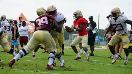Practice Report: Noles Keep Pushing On Day 2 In Bradenton