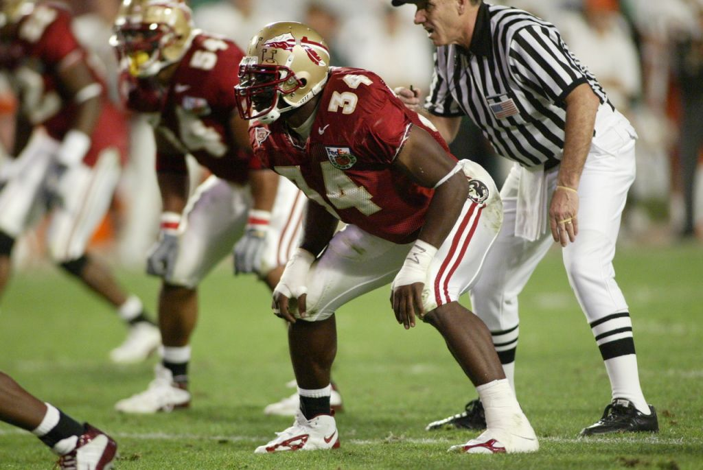 All-America LB Sims Finishes What He Started, Earns FSU Degree