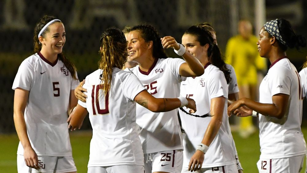 Noles Start At No. 9; Place Two on TopDrawerSoccer Preseason Best XI Teams