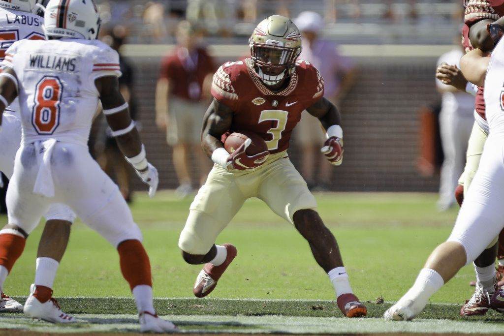 Noles Start Fast, Pull Away For 37-19 Win Over NIU