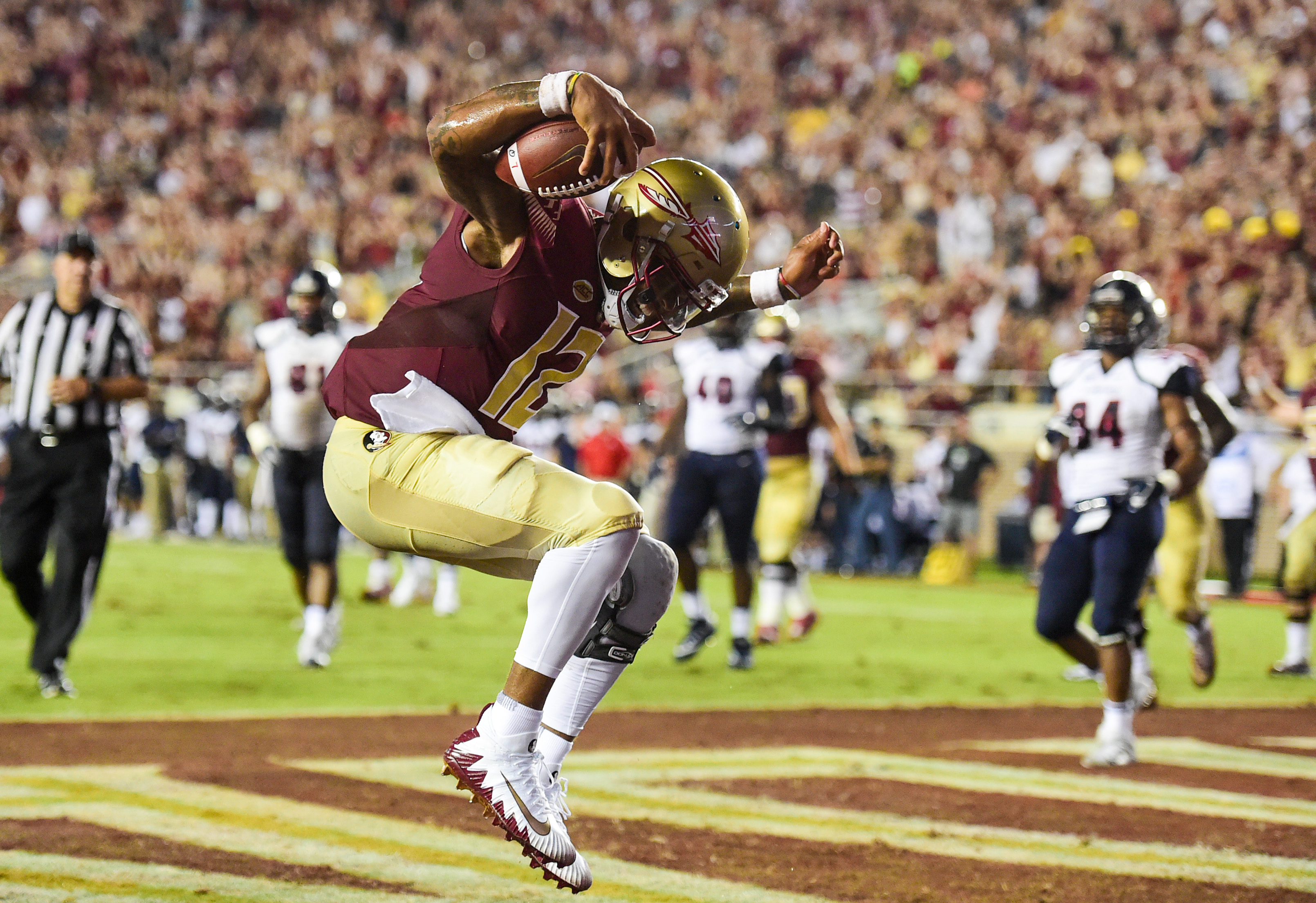 Photos: FSU vs. Samford