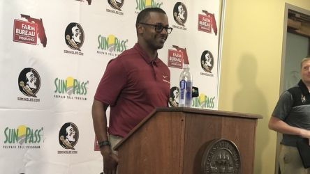 Five Takeaways From Willie Taggart's NIU Press Conference