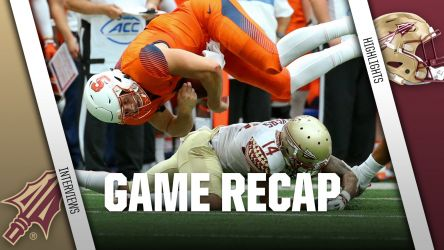Noles Looking for Answers Following Loss to Syracuse