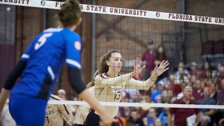 Strong Start to Conference as Noles Sweep Duke