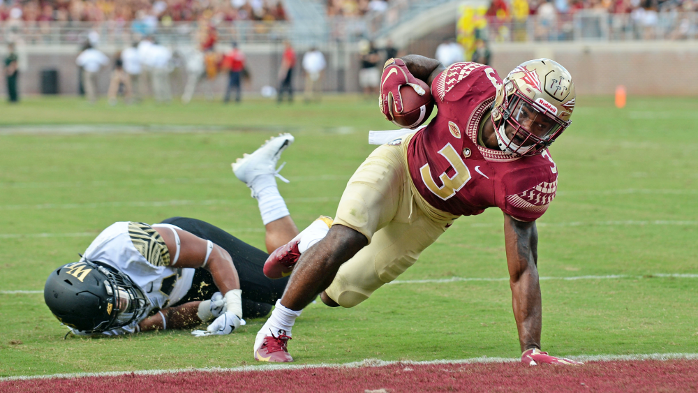 Game Awards: Florida State 38, Wake Forest 17