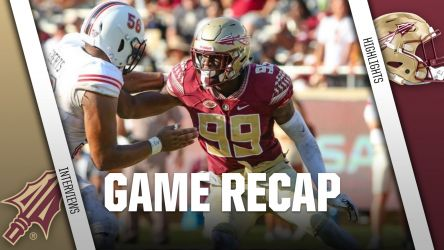 Burns Sack Shifts Momentum as Noles Roll on Homecoming