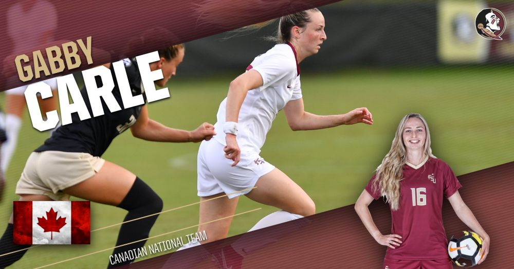 Gabby Carle and Canada Qualify For 2019 FIFA Women's World Cup