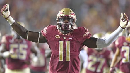 After Losing Home To Hurricane Michael, FSU's Robinson Encouraged By Support