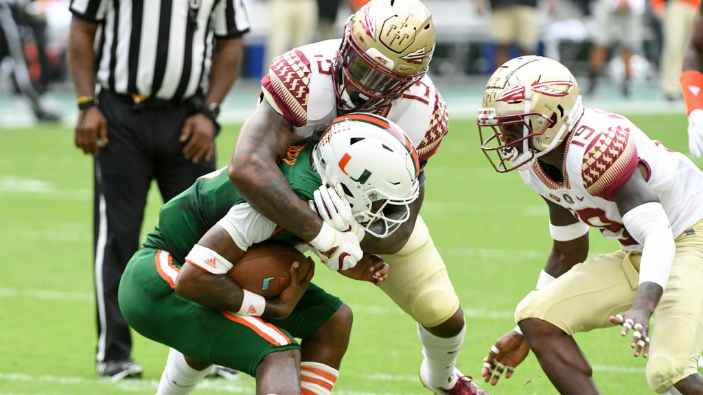 Football Round-up: Noles Make Plans As Michael Approaches