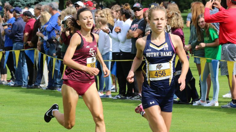 Women's XC Back In National Rankings For First Time Since '14