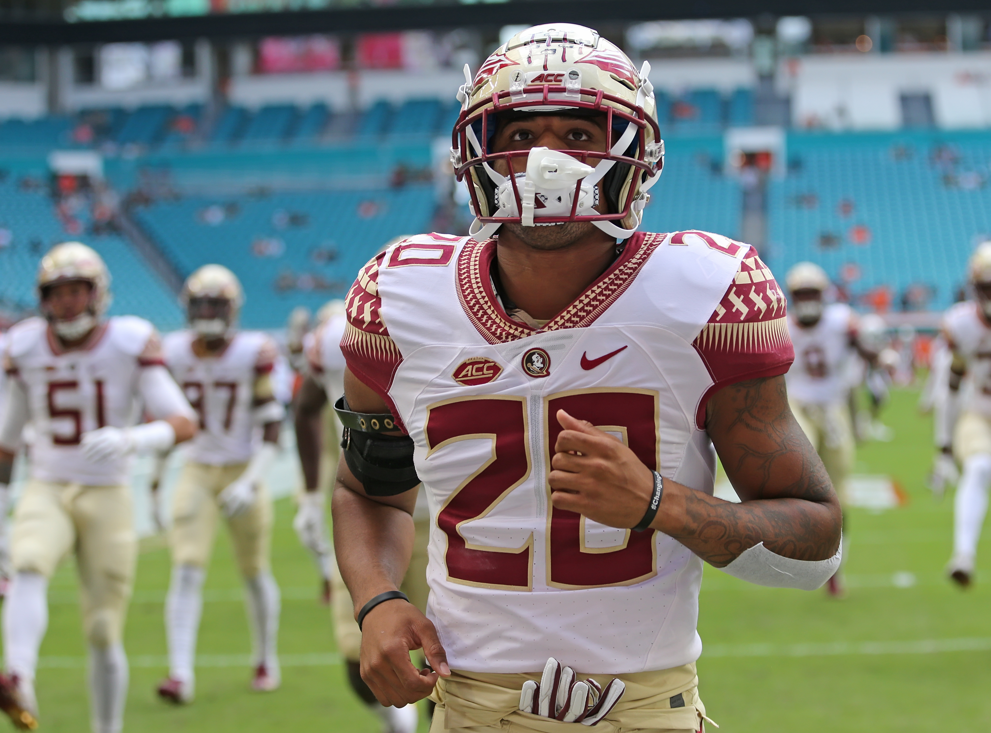 Photos: FSU at Miami