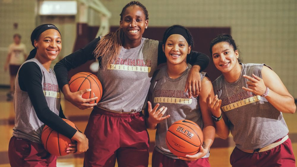 Women's Hoops Predicted Seventh and Eighth