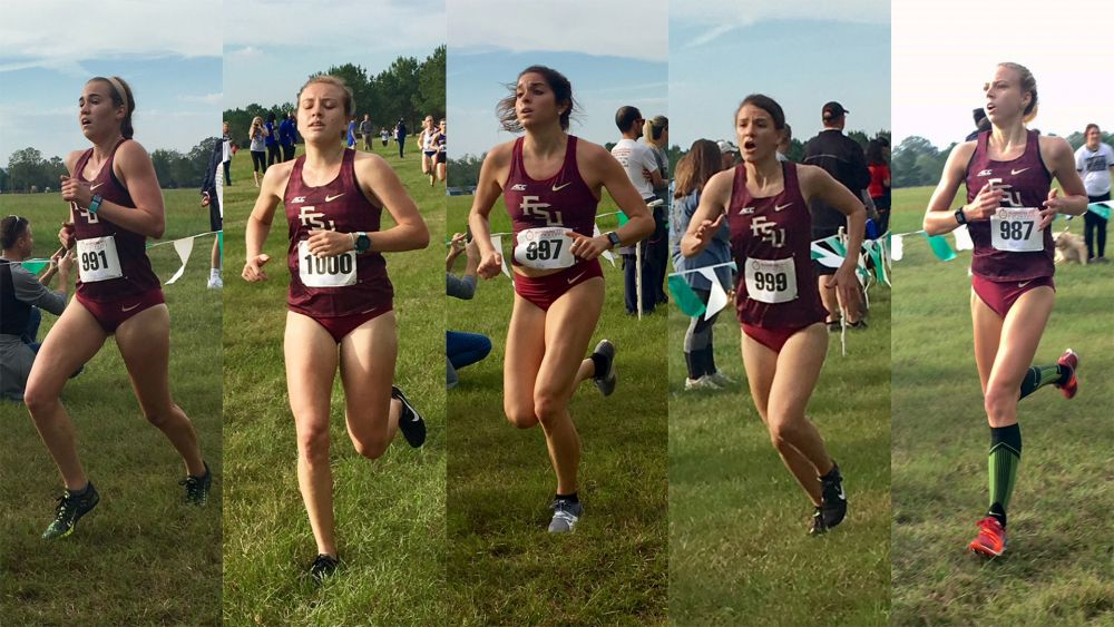 Noles XC Women Pack Up For Bobcat Invitational Title