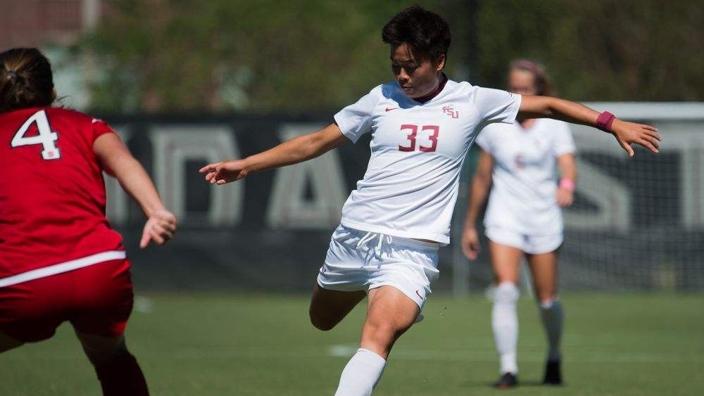No. 14 Soccer Heads To Pitt And No. 6 Virginia This Weekend