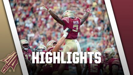 FSU vs. Wake Forest Highlights