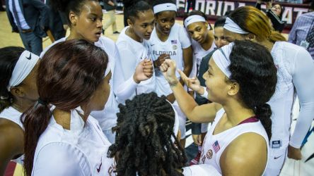 Women's Hoops Heads to Mercer for First True Road Game