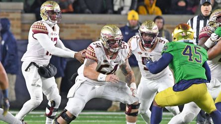 Noles View BC As 'Like A Playoff Game'