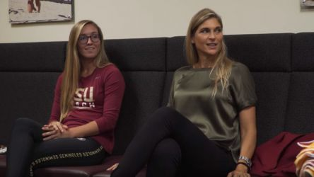 Gabby Reece Comes Home To Celebrate 50 Years Of Volleyball