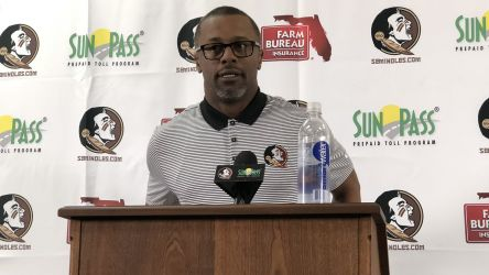Five Takeaways From Willie Taggart's Boston College Press Conference