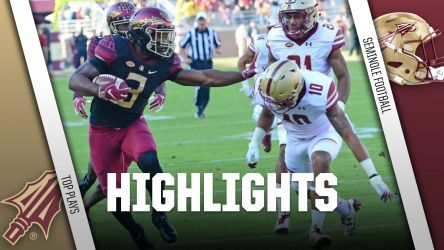FSU vs. Boston College Highlights