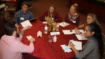 Adulting 101 Workshop Helps Prepare Student-Athletes for Real World