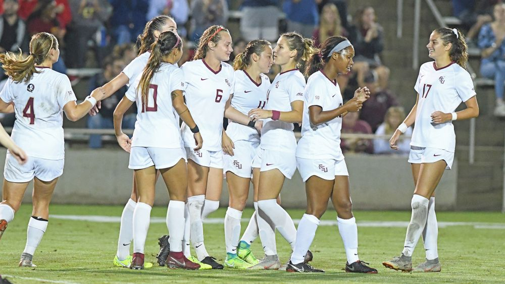 Soccer Hosts USF, LSU and USC For NCAA Second/Third Rounds