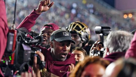 Resilience Rewarded: Noles Relish Hard-Earned Win Over BC