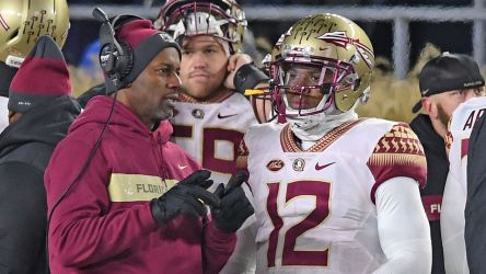 Willie Taggart Interview: November 15