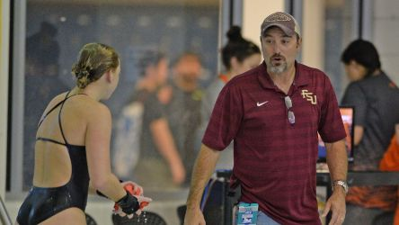 Meet Head Diving Coach John Proctor