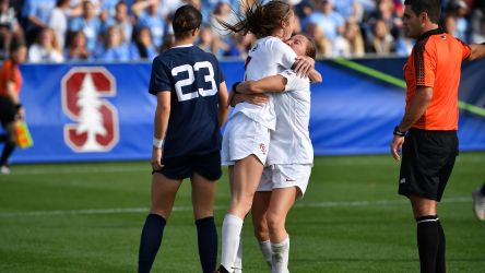 Seniors Revel In College Cup Triumph