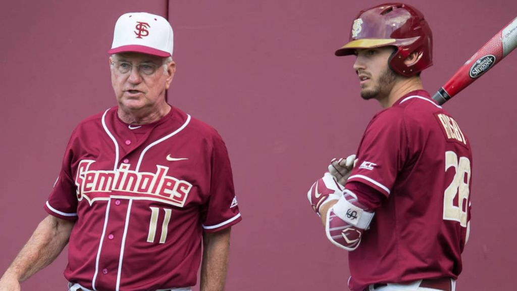 Baseball Upbeat, Embracing Expectations As Practice Begins