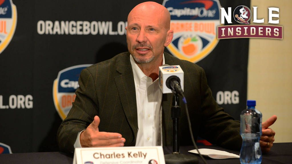 Kelly 'Lit A Fire,' Sparked Noles' Defensive Turnaround