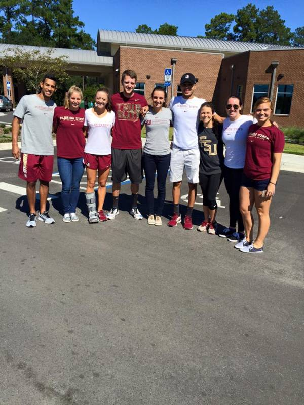 SAAC Gives Back