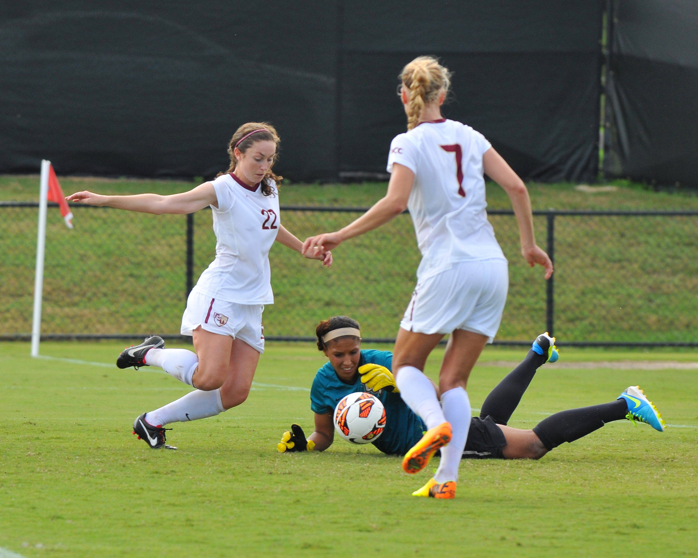 Kirsten Crowley nets the game-winner in overtime to lead FSU past UCF