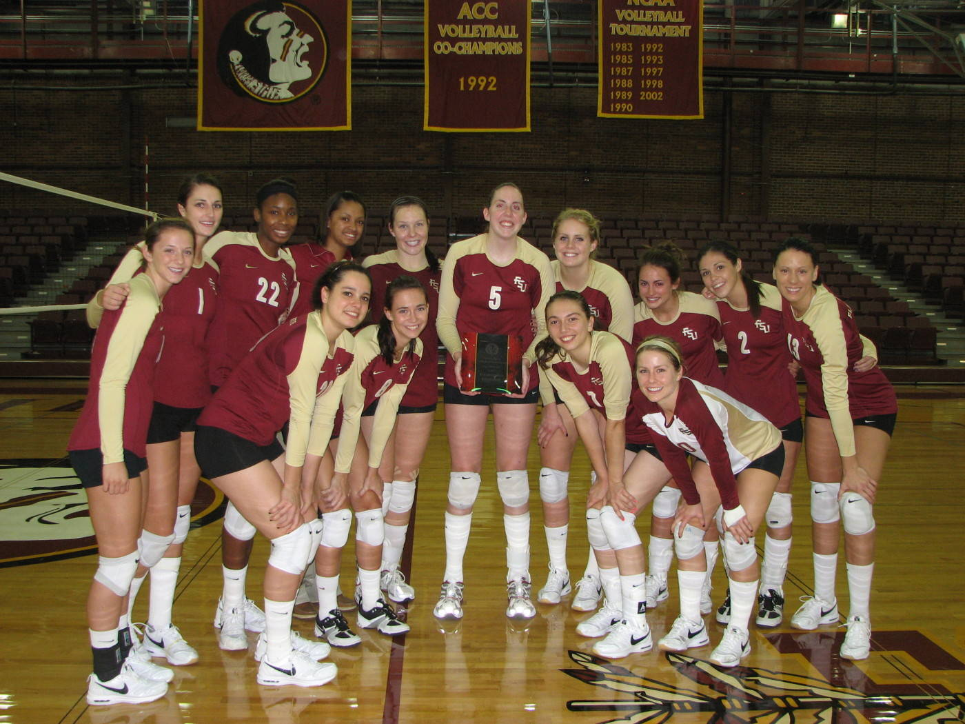 Florida State Volleyball