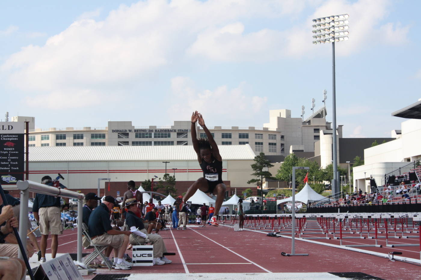 Kim Williams - 2009 High Jump National Champion!