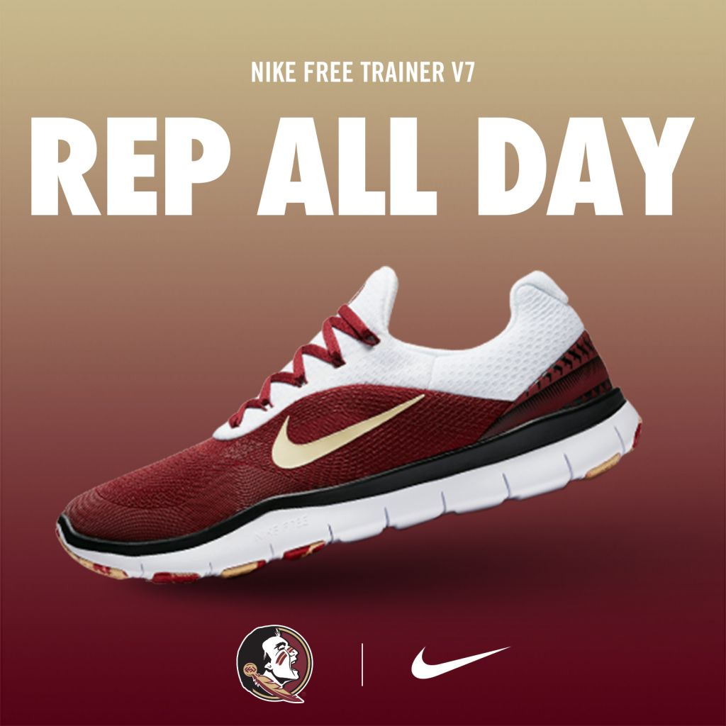 Nike x FSU Free Trainer V7 Week Zero Shoes Available Now