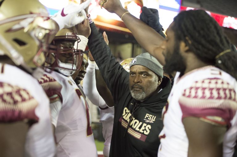 Haggins' Guiding Hand Leads Noles To BC