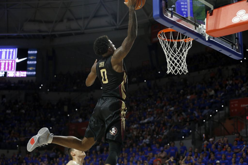 Swamped! Mann, Seminoles Overwhelm Fifth-Ranked Florida