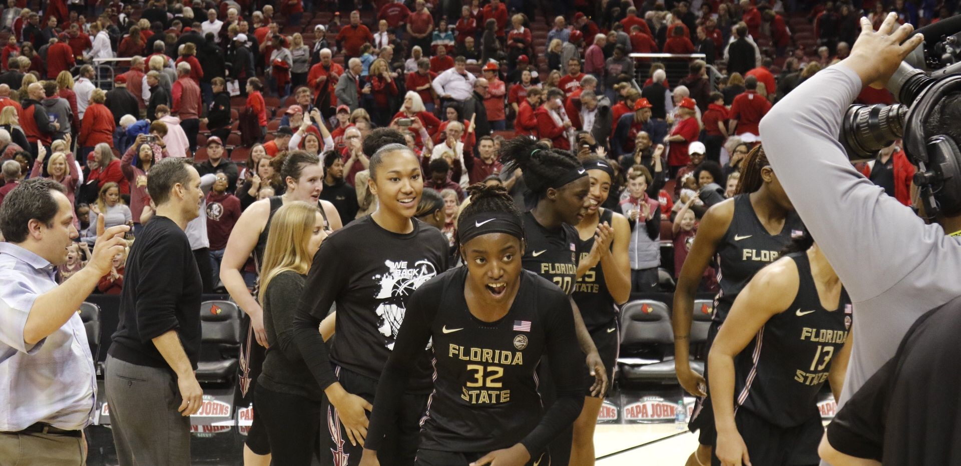 PHOTOS: FSU 50, Louisville 49