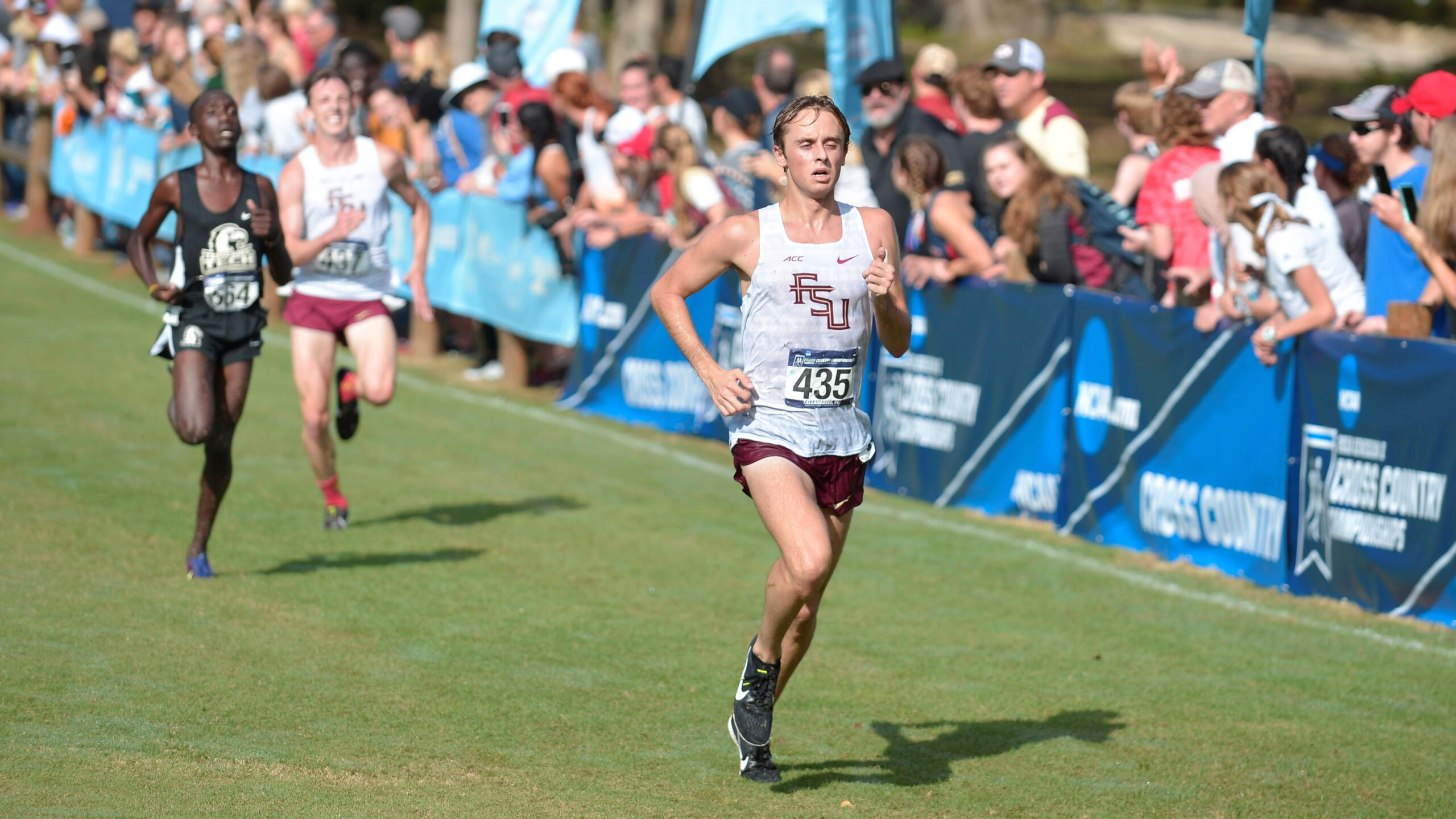 Noles Women, Men Rise Up, Return To NCAA Championships