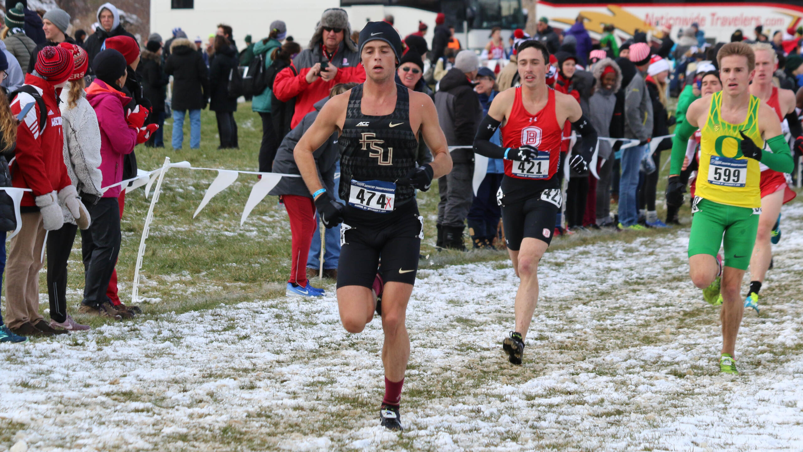 Mircheva Leads NCAA Performance With All-American Finish