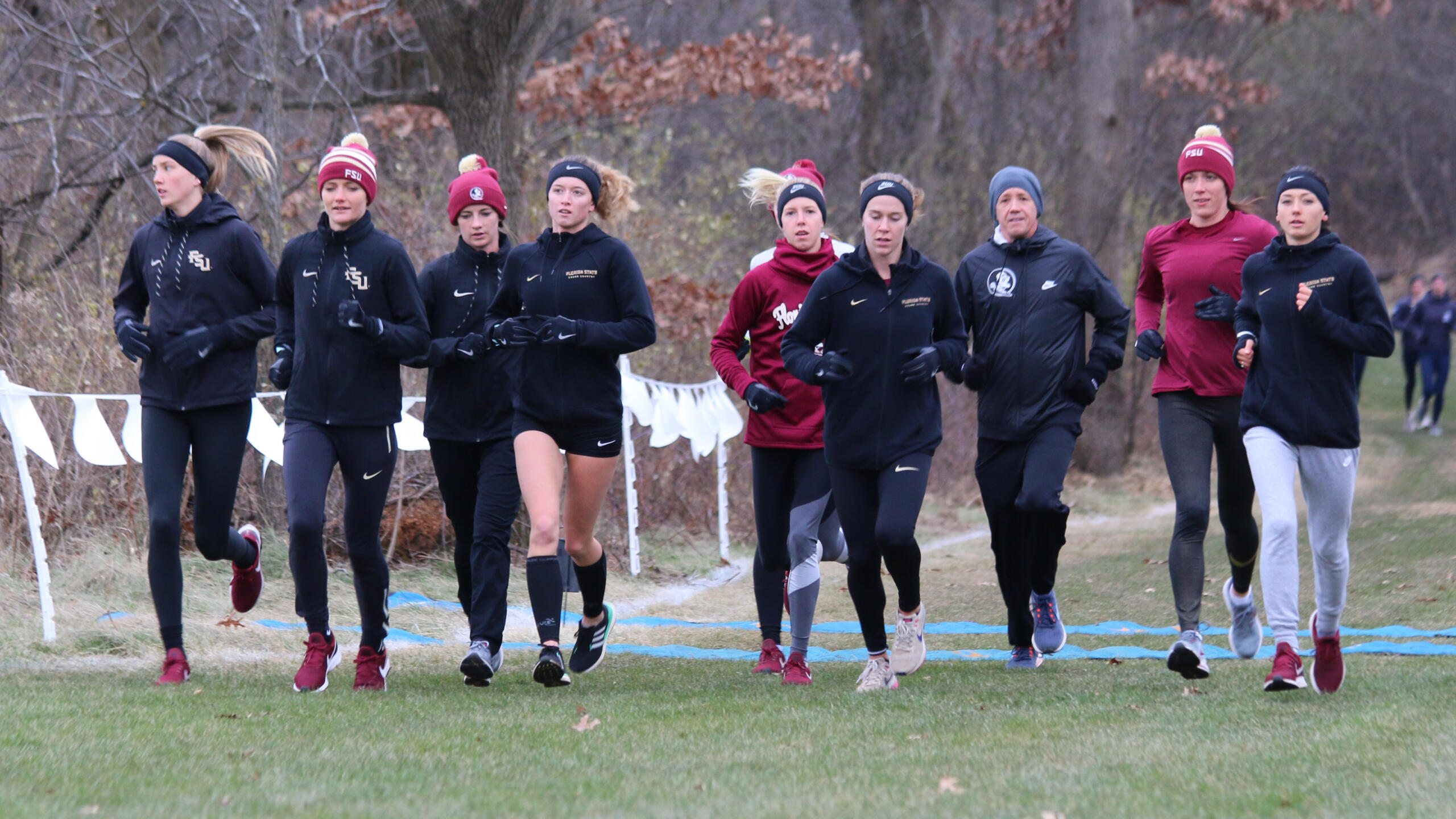 Cross Country Teams Set To Test Against NCAA Best, Elements