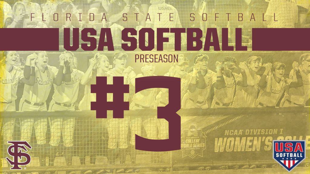 Softball Starts 2019 As No. 1 Team In The NFCA Poll