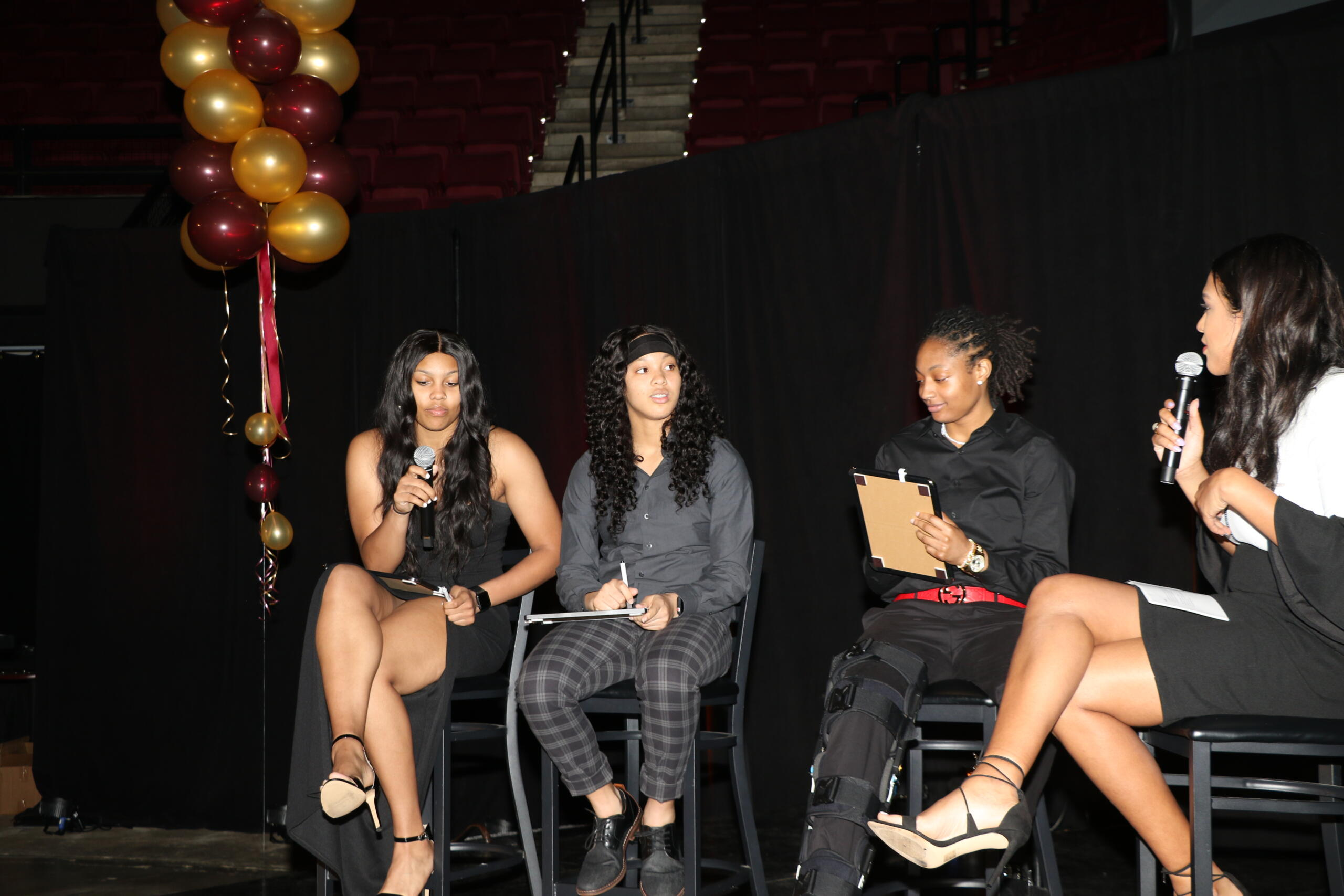 📸: 2019 Women's Basketball Banquet