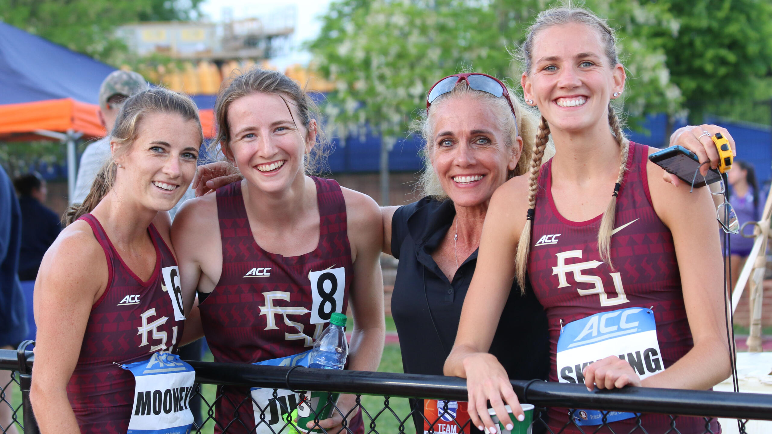 Noles Women Open ACC Title Quest With Authority