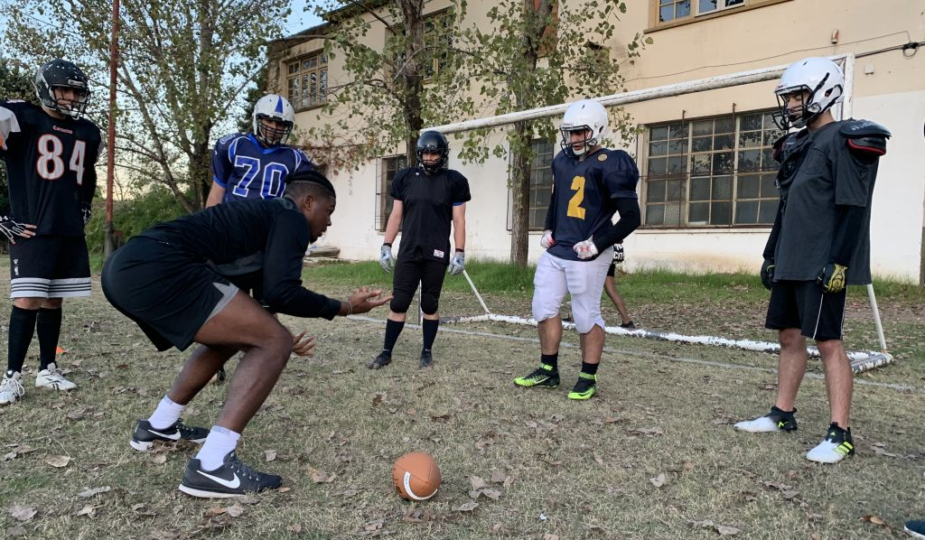 Noles Serve, Come Together During FCA Trip To Argentina