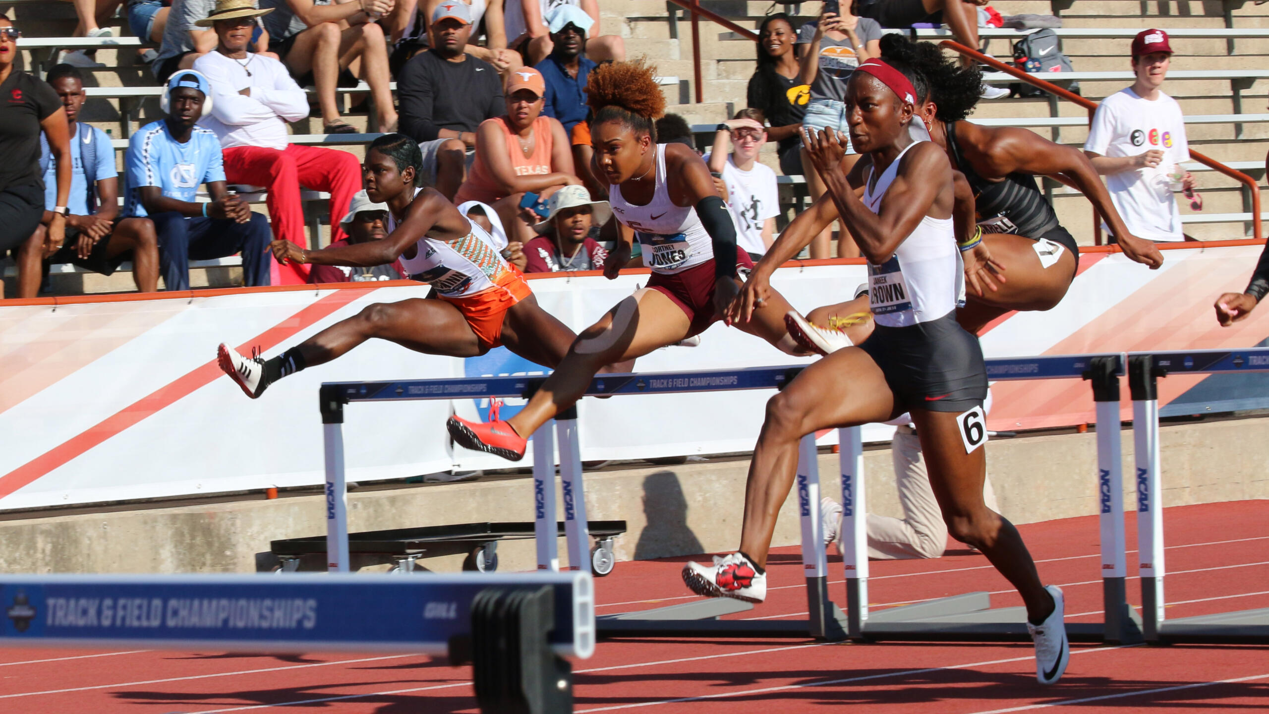 Love Delivers 'Sterling' Silver; Women Finished Tied For 10th